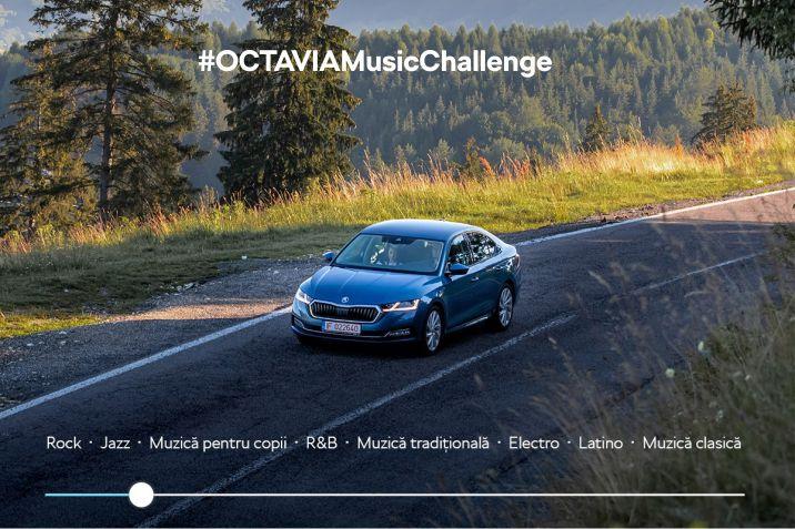 Octavia Music Challenge