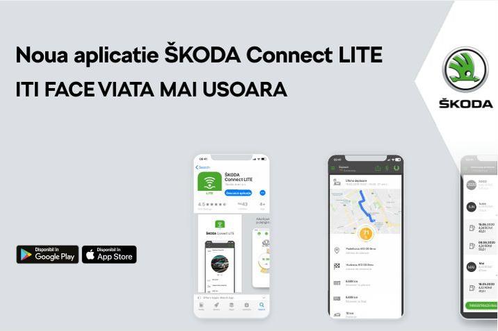 ŠKODA CONNECT LITE